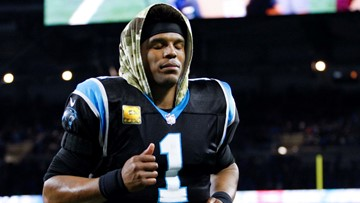 Panthers Go For 2 And Fail Late In 20-19 Loss To Lions