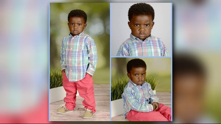 Little Boy's Angry School Photo Goes Viral; Real Parent of the Child Sets Record Straight