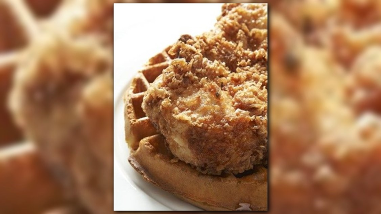 Food Network Puts Dames Chicken Waffles On 50 States Of Waffles