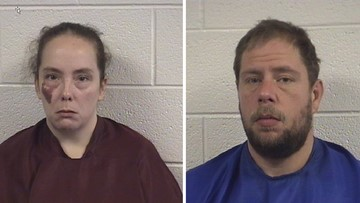 2 Charged, 2 Wanted In Separate Child Abuse Cases In Rockingham County: Sheriff