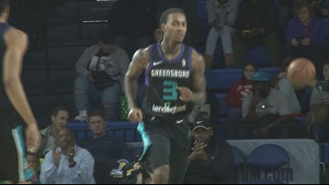 Greensboro Falls To Austin Spurs 102-95 In G League Showdown