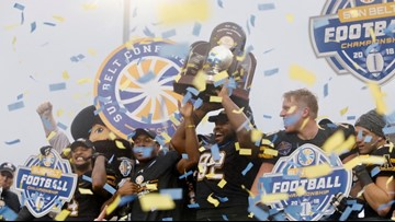 Appalachian State Wins First Sun Belt Title Game!