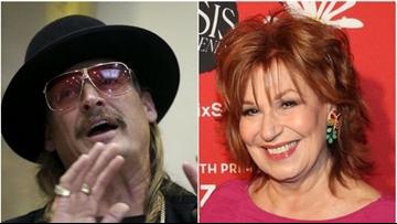 Kid Rock Calls Joy Behar a 'B****' On Live TV; Comedian Responds