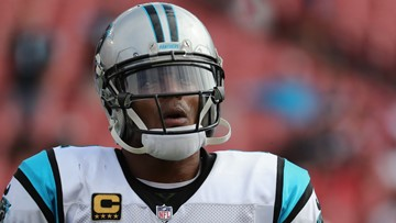 Cam Newton Sitting, Taylor Heinicke To Start At Quarterback Against Falcons