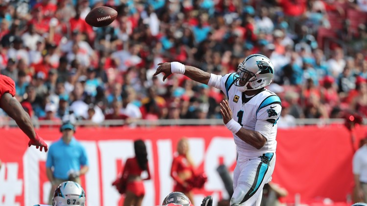 Panthers' Cam Newton says shoulder 'is good' after surgery