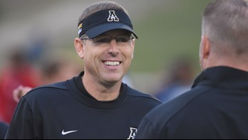 Louisville To Hire Scott Satterfield As Football Coach, Source Says