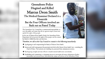 Justice For Marcus Smith' Meeting: Attendees Call for