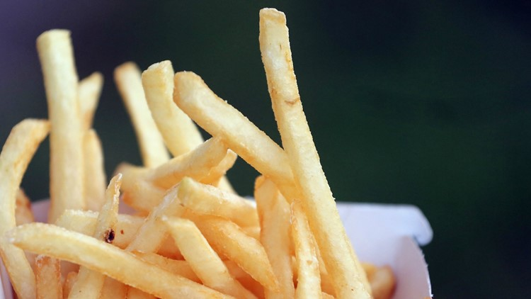 You Should Only Be Eating 6 French Fries Per Serving: Harvard Professor