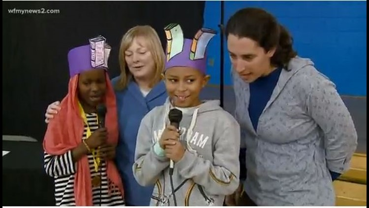 Read 2 Succeed: Jefferson Elementary School