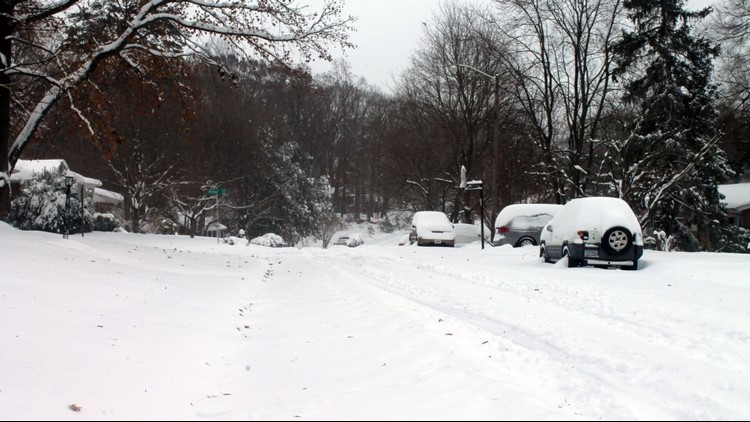 Here's The Status Of Your Trash Pickup, Other City Services Affected By The Snow
