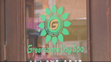 Greensboro Day Spa Opens in Spot Formerly Known as Chakras