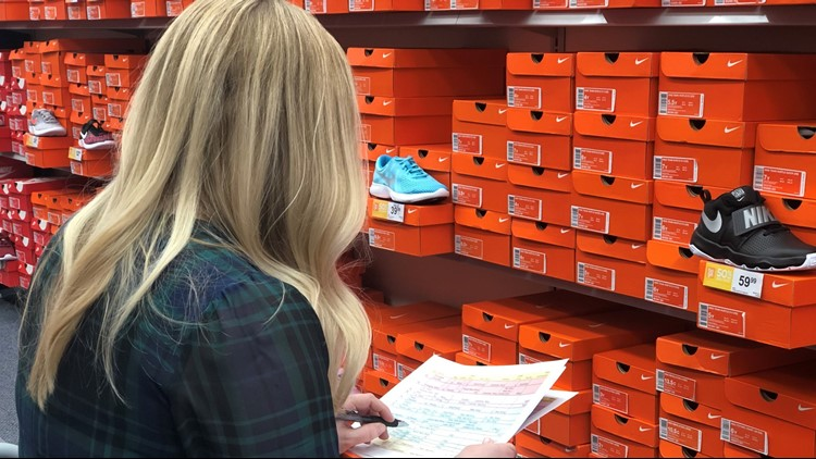 Rack Room Shoes Donates 7000 In Shoes To Kids In Need Wfmynews2com