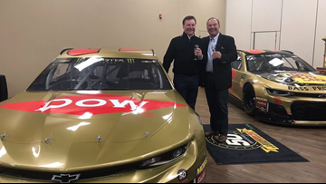 50 Years of Racing: Richard Childress Racing Unveils Gold Cars For the Daytona 500