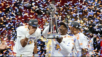 NC A&T Beats Alcorn State to Win The 2018 Celebration Bowl