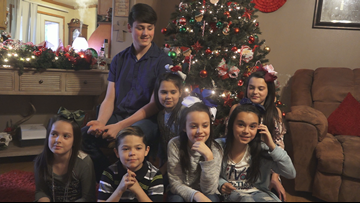 'We Get Our Own Beds': Couple Adopts Set Of 7 Siblings Ahead Of Christmas