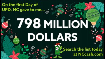 Happy Holidays and here's some cash! How much of the $798 million is yours?