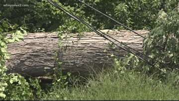 Triad Firefighter Recovering After Power Line Shock