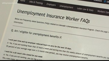 How will the Unemployment Insurance Benefits event allow for social distancing? Here's what we found out