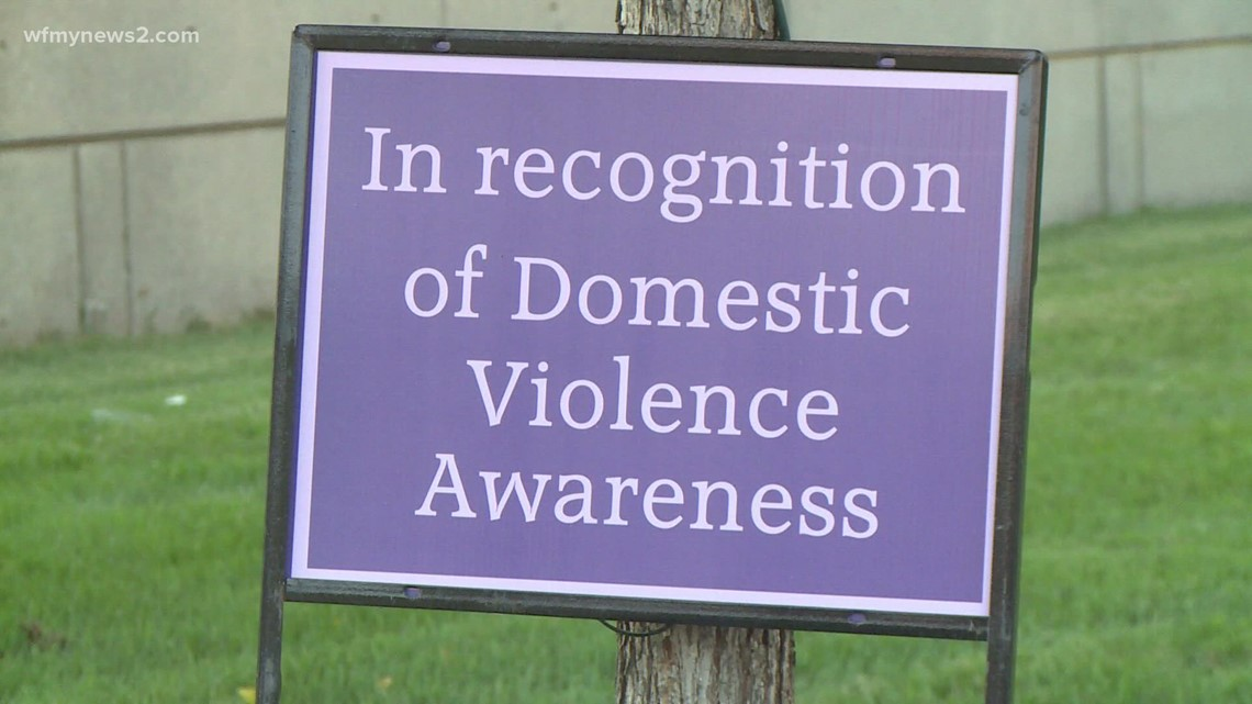 Helping Triad domestic violence victims