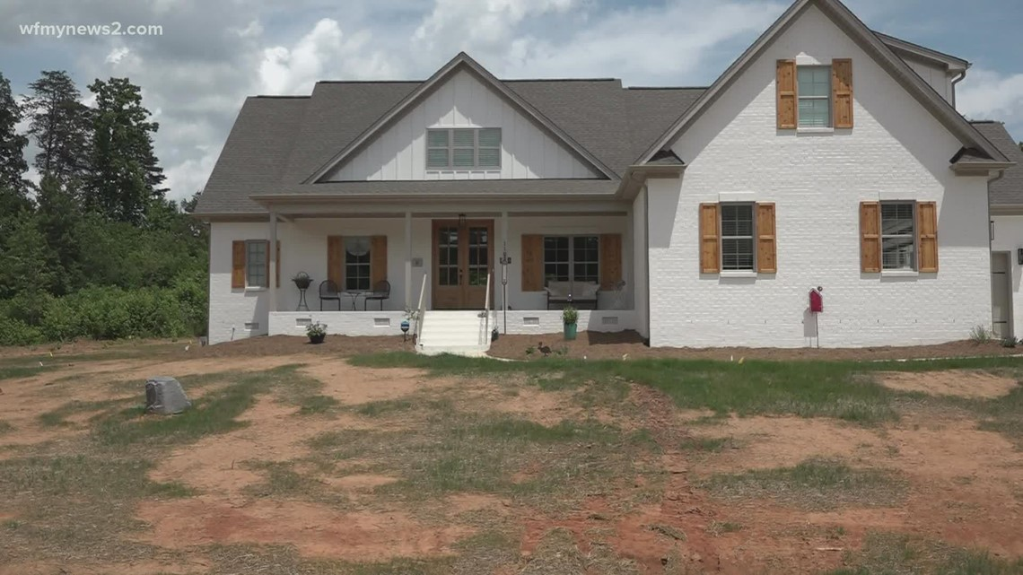 Triad couple's new home doesn't show up on maps, deliveries don't arrive: 2 Wants to Know