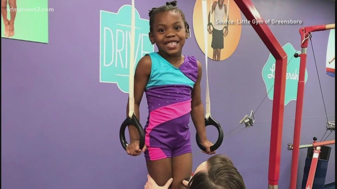 Olympic dreams start at The Little Gym