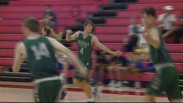 Eastern Randolph vs. Greensboro Day High School Basketball