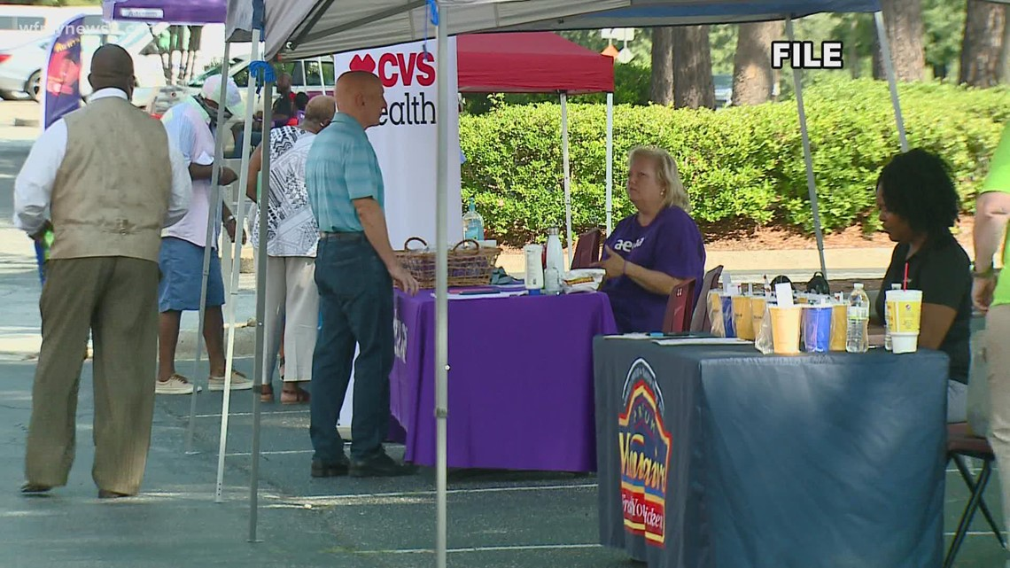 NCWorks hosts hiring event out High Rock Church in Lexington Wednesday