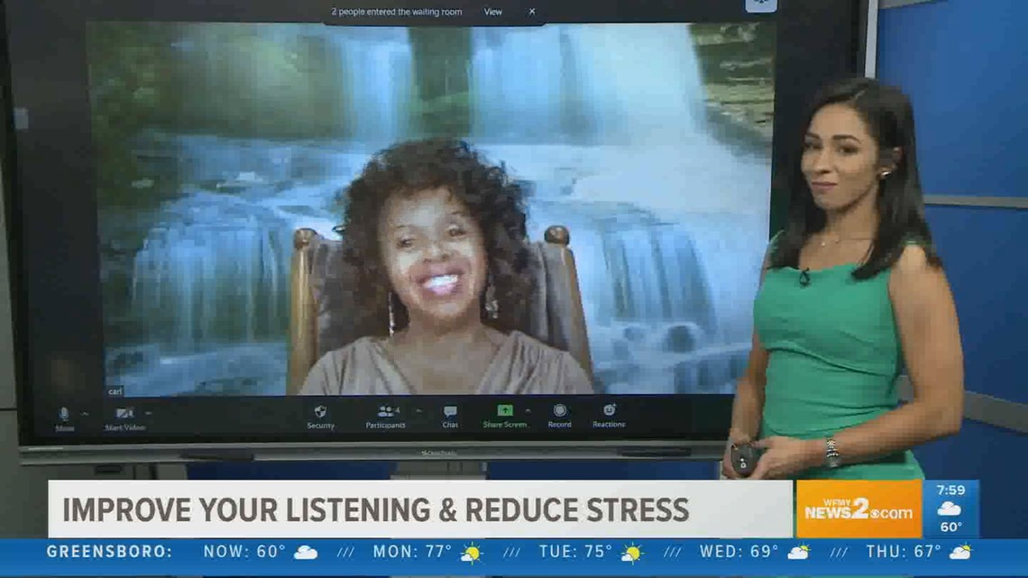 Couples who listen are less stressed out