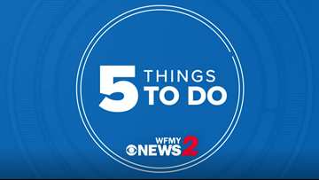 5 Things To Do In The Triad This Weekend