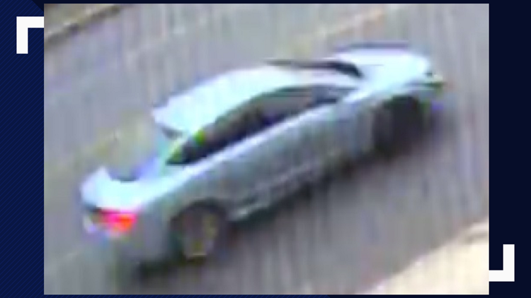 Photo of suspect's car in Greensboro mom Carolyn Tiger's death