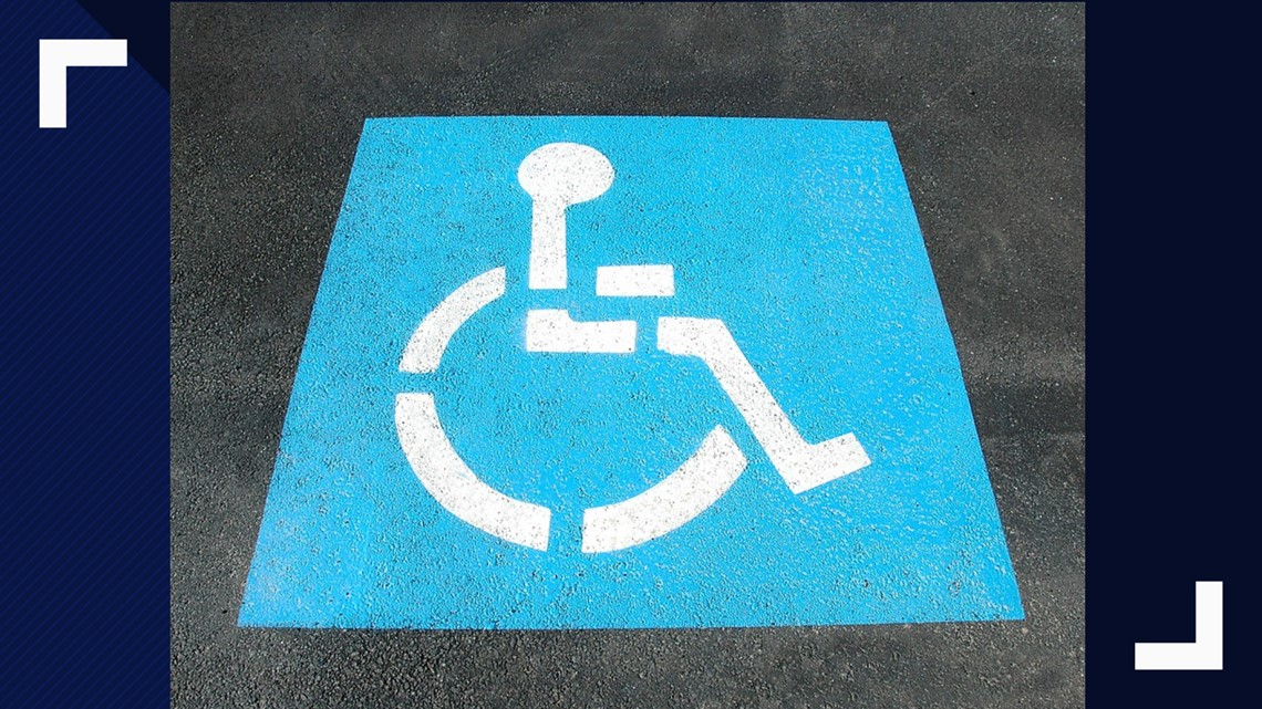 VERIFY: Can Police Park In A Handicap Spot?