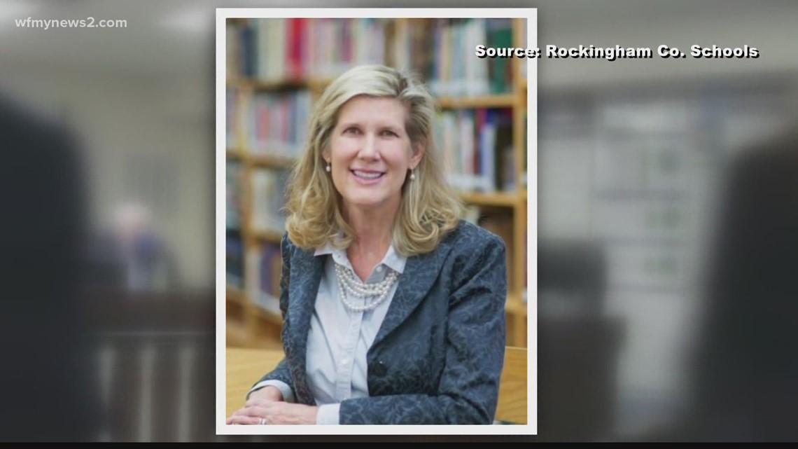 Rockingham County School board names interim Superintendent