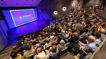 Sit back, relax, and enjoy the shows at the 22nd Annual River Run International Film Festival