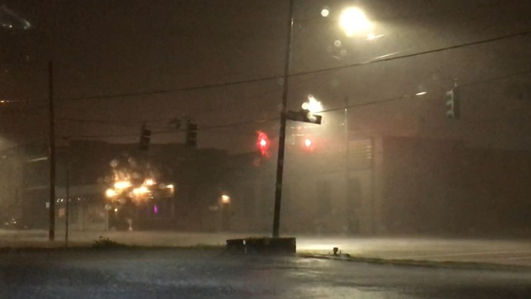 LIVE RADAR | Week of Storms, Flooding Roads and Affecting High School Football Games