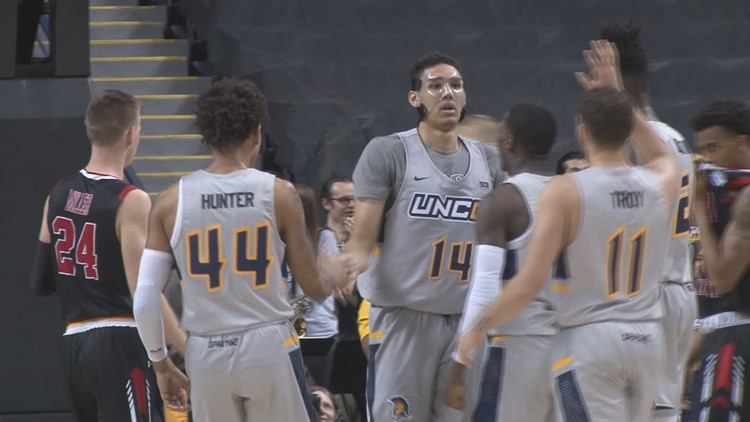 UNCG's  Kyrin Galloway Named To Australia's Emerging Boomers Team For University Games