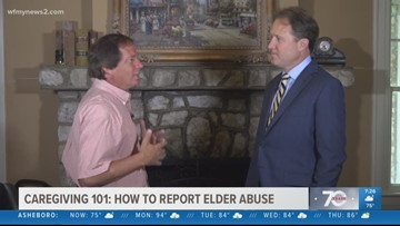 Caregiving 101: Who to Call to Report Elder Abuse