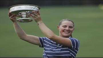 Jennifer Kupcho Wins Inaugural Augusta National Women's Amateur