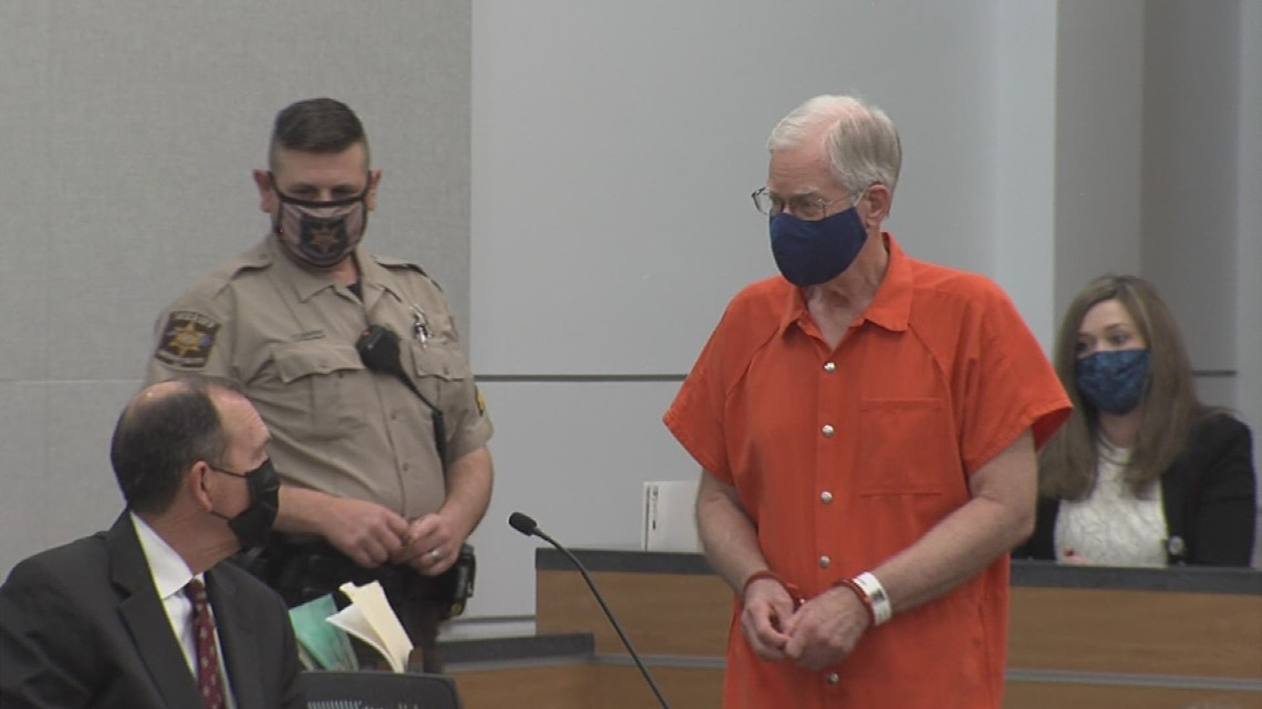 Father, daughter accused of beating her husband to death with brick, bat appear in court