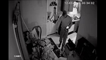 Man Cuts Hole Into Ceiling, Breaks Into House, Steals Nothing: Police