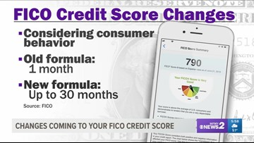 Why your FICO score may soon be shifting