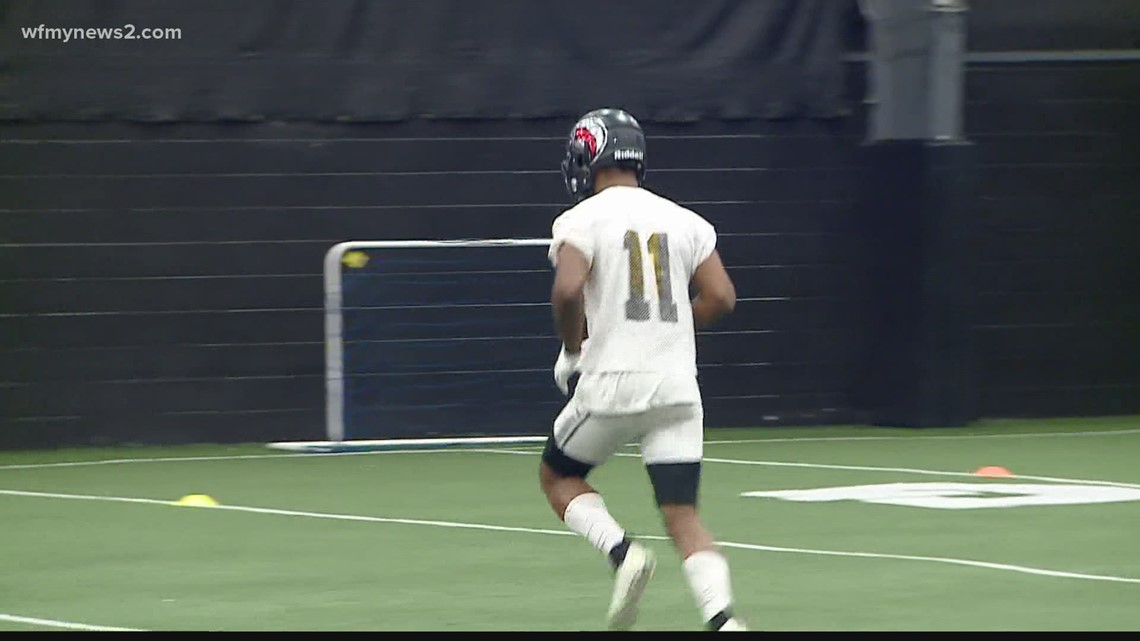 Carolina Cobras prepare to start season after nearly two years away from the game