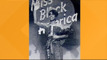 October 4, 1986 | First North Carolinian Crowned Miss Black America