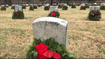 Wreaths Across America honors fallen veterans in Greensboro
