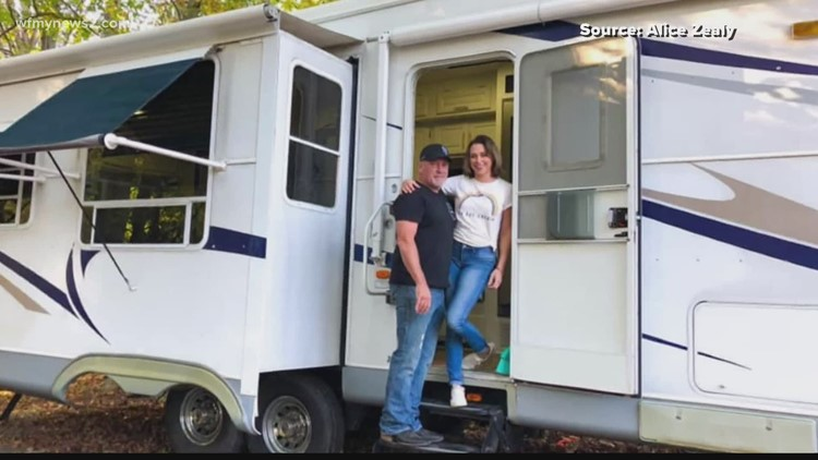 Triad woman turned pandemic hobby of renovating RV's into a full-time career