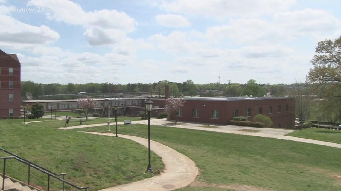 Winston-Salem State University offering free textbooks.