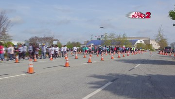 Spring into the 25th Annual Human Race!