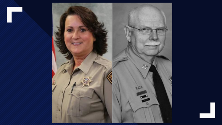 Guilford County Sheriff's Office Mourns The Loss Of Two Of Their Own