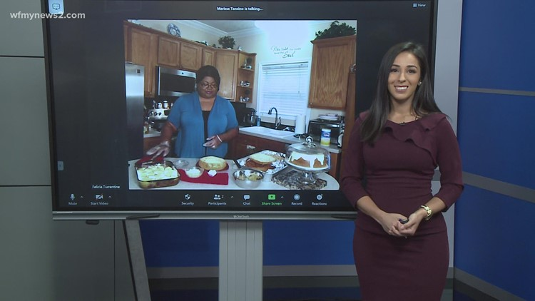 Easy summer recipes with Chef Felicia Daniel: Virtual News 2 Kitchen