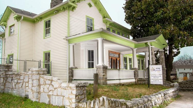 Greensboro's historic Magnolia House comes full circle
