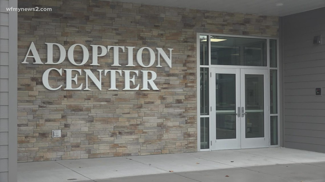 Guilford County Animal Shelter is moving